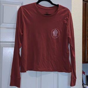 Tops - Billabong Women's Long Sleeve T-shirt